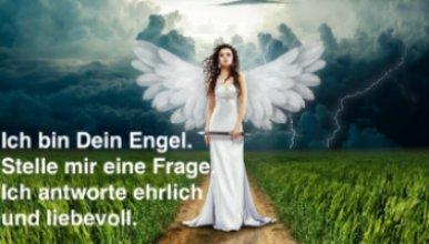 Engelkarte ziehen