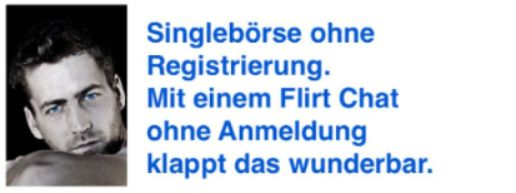 Single kostenlos ohne registrierung [PUNIQRANDLINE-(au-dating-names.txt) 24