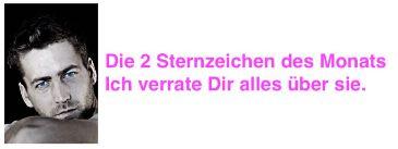 August Sternzeichen