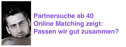 Partnersuche 40 plus